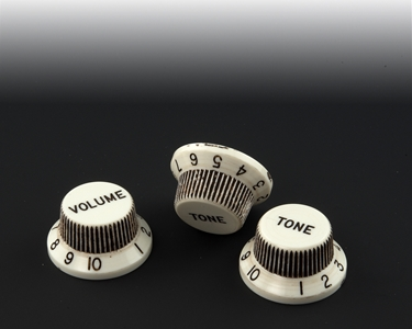 knobs aged parchment