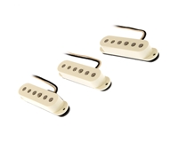 Lindy Fralin Vintage Hot Pickups Set with Base Plate